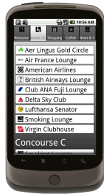 Airport Maps iPhone App